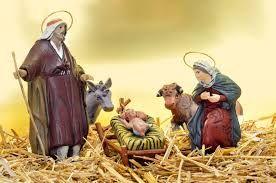 Resultado de imagen para pesebre y pinito de navidad