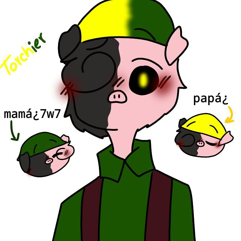 Mis Dibujos De Piggy Alpha Que Te Darán Cáncer A Los Ojos D Pig Character Piggy Roblox