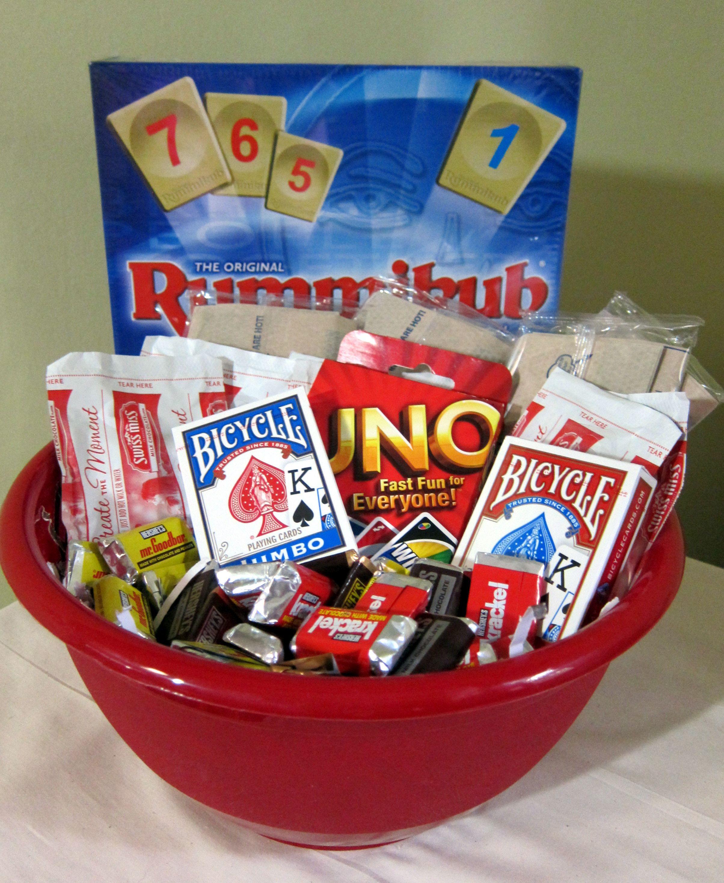 Family game night gift bundle httpshirleypando