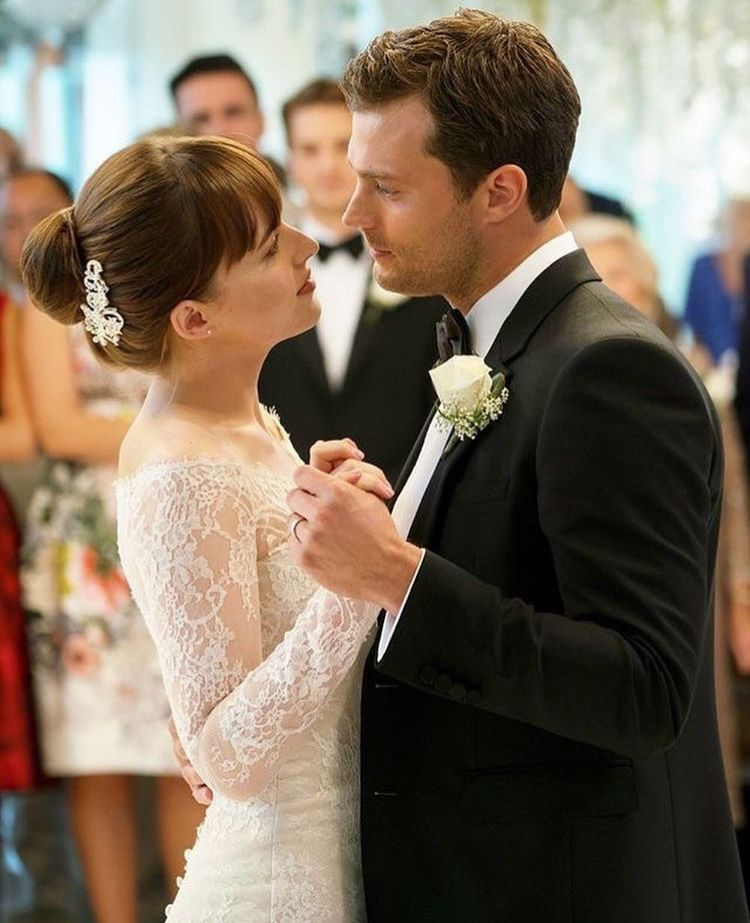 Wedding Day Freed Com Imagens Filme Cinquenta Tons Cinquenta