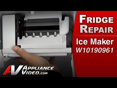 Kenmore Refrigerator Repair >> Refrigerator Diagnostic Repair Ice Maker Whirlpool