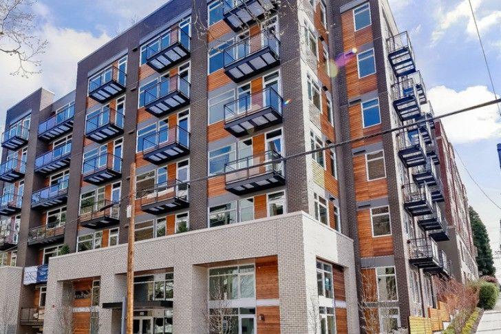 Seattle Developer Builds Luxury Sustainable Apartments Building Architect Belmont
