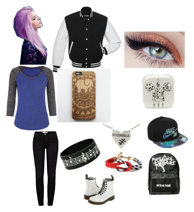 """""""First day of school"""" by becks1run ❤ liked on Polyvore"""