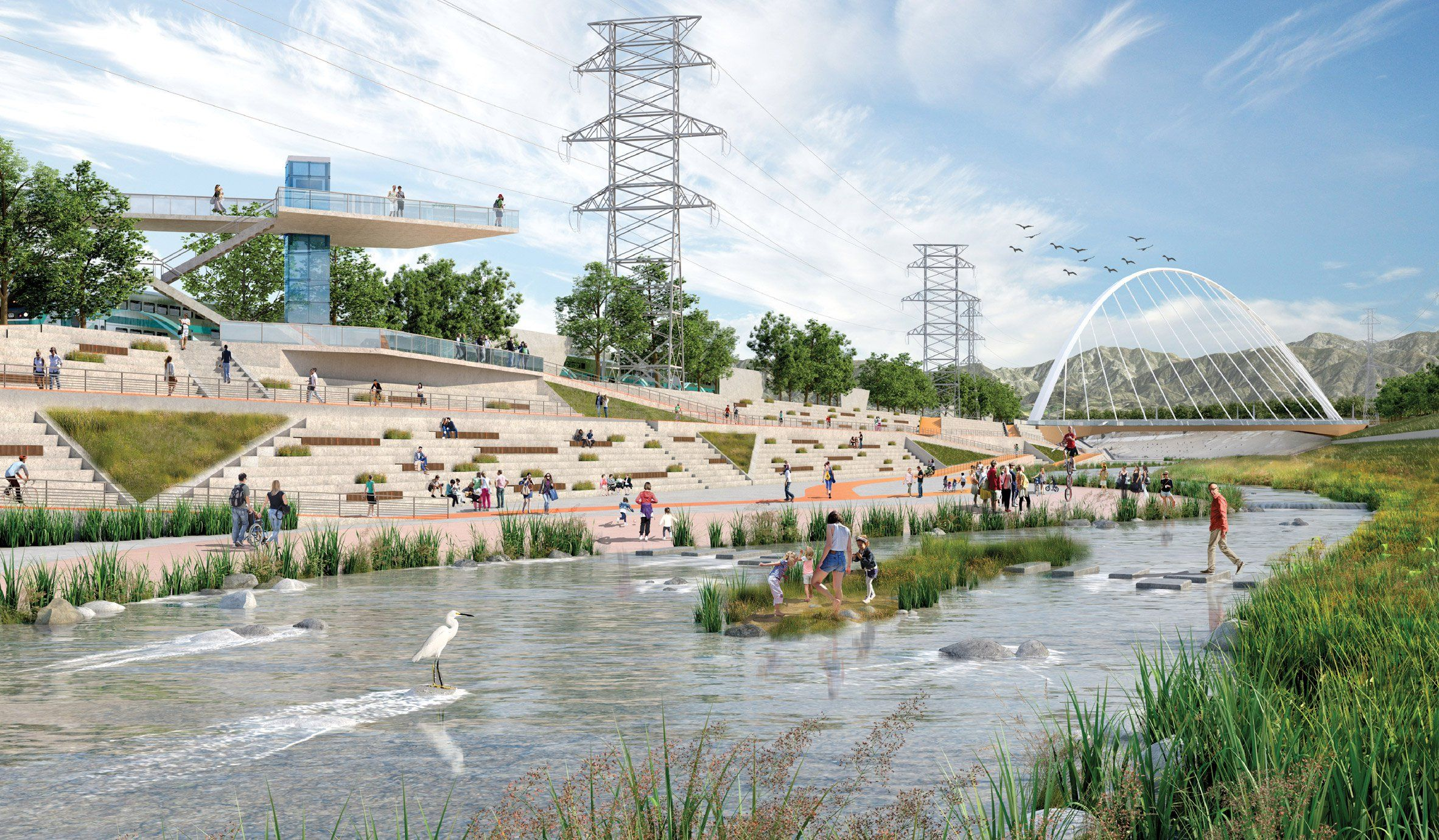 Architects Propose Seven Ways To Reinvigorate The Los Angeles
