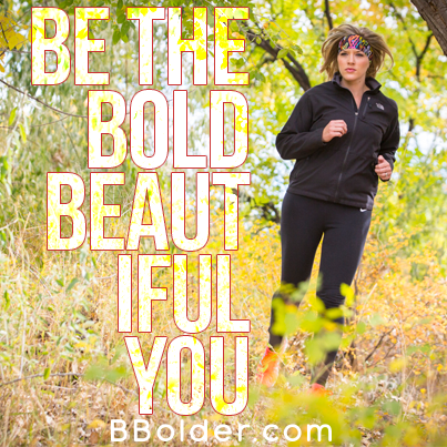 Be the bold, beautiful you in a Bolder Band Headband, they stay put so you won't have to, guaranteed!