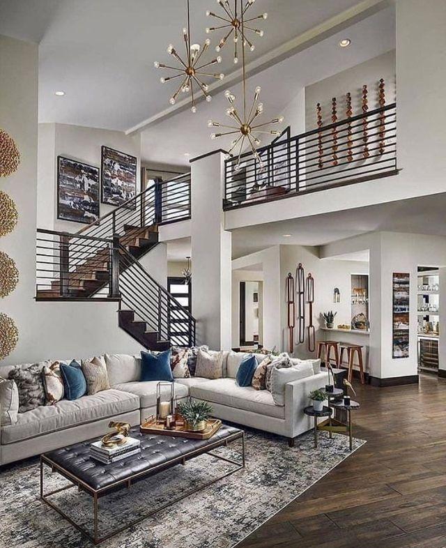 Feel Inspired With Delightfull Www Delightfull Eu Visit Us For Interior Decor Moderndecor Int Huis Interieur Huis Interieur Design Interieur Ontwerpen