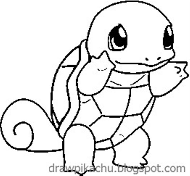 Coloring Pages To Print Cute : Cute printable coloring pages pokeman pinterest