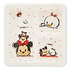 Winnie the Pooh and Friends ''Tsum Tsum'' Plate | Disney Store