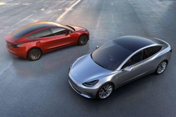Tesla Model 3 on track for September volume production