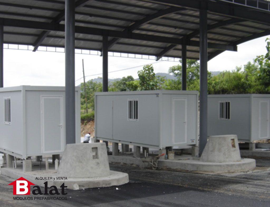 Bar prefabricado conjunto modular construcci n modular for Modulos oficinas prefabricados
