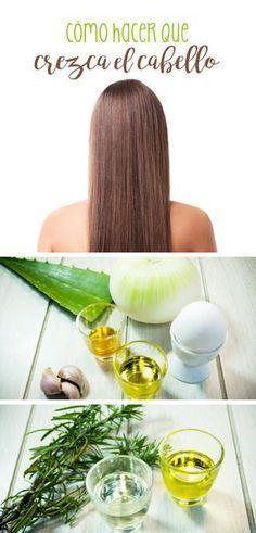 Secretos para que tu cabello crezca más sano y rápido