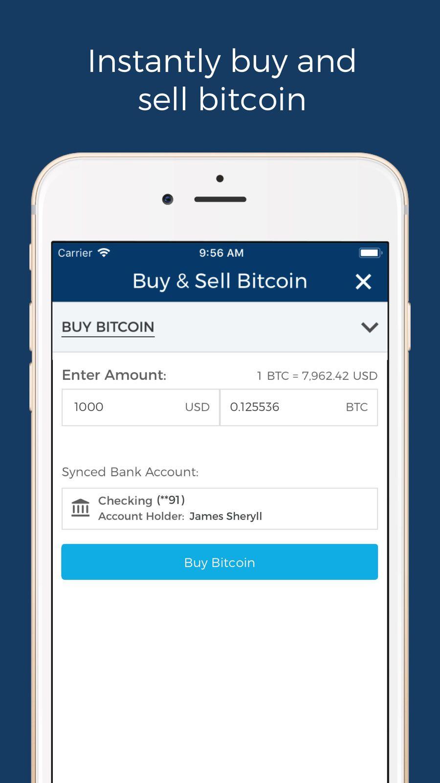 Blockchain Wallet Bitcoin iosBusinessappapps