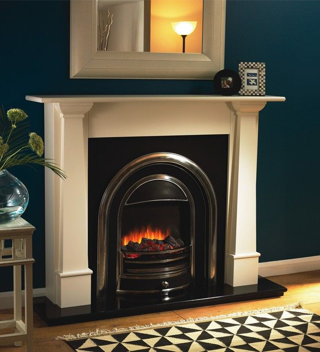 Flamerite Bronte Electric Fireplace Suite In 2019