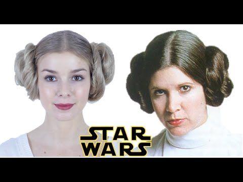 Se és fã de Star Wars, não percas o tutorial da Golden Locks sobre como fazer o famoso penteado da Princesa Leia!