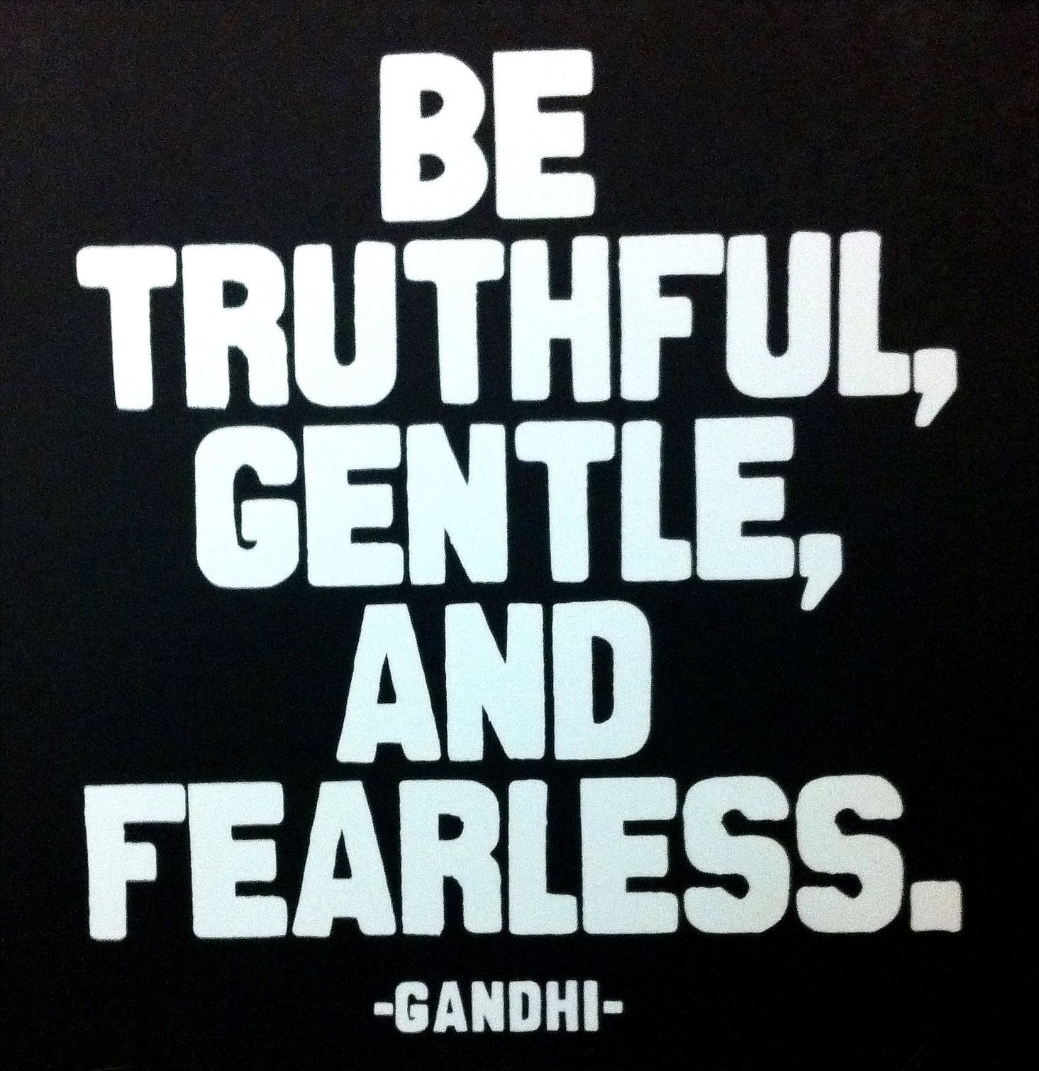 Quotes By Gandhi On Truth. QuotesGram