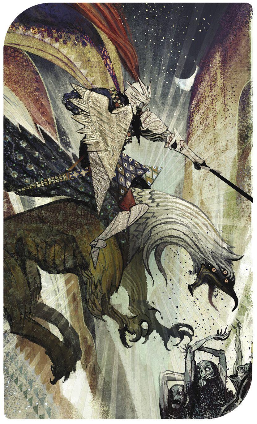 Dragon Age Inquisition Tarot Dragon Age Tarot Cards Dragon Age