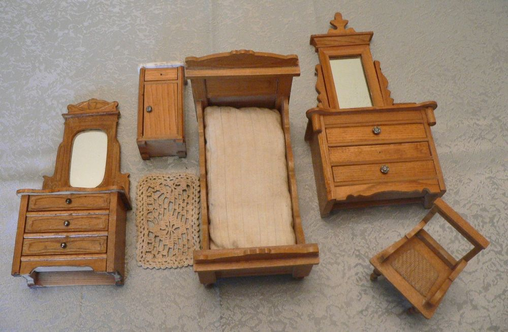 Möbelsatz- Firma Schneegass,Schlafzimmer eBay Antike
