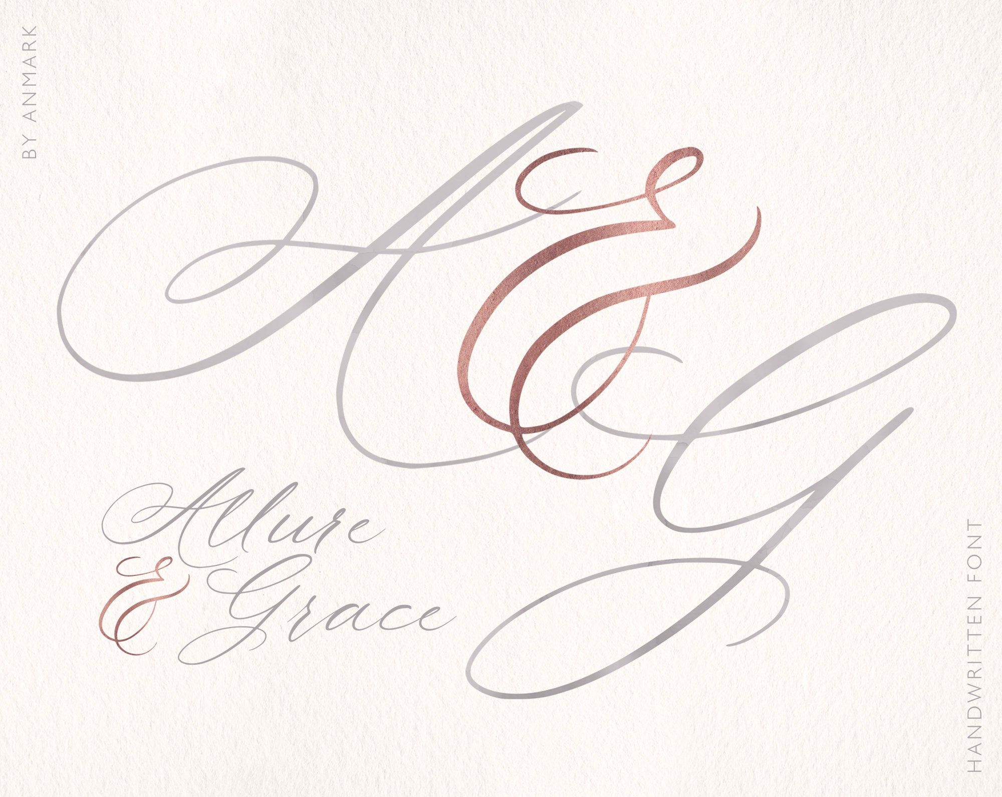 27++ Fonts for wedding initials ideas in 2021