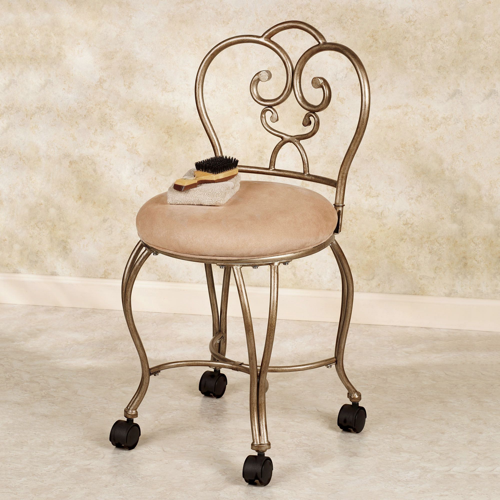 Superior Lecia Vanity Chair