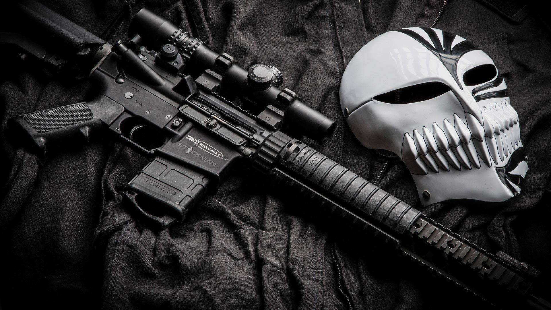 Самые крутые картинки в мире для пацанов с оружием
