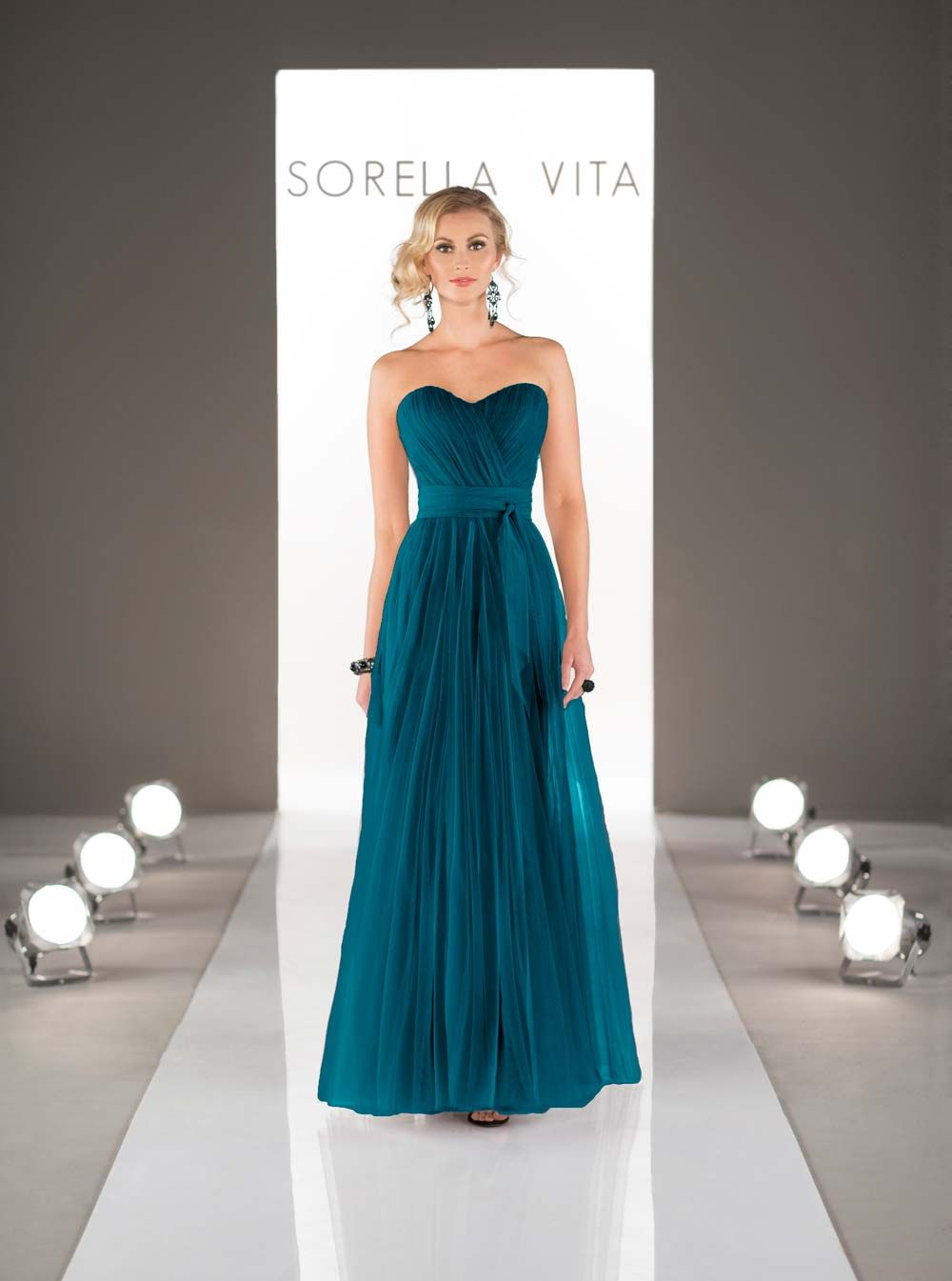 Teal Bridesmaid Dresses  15 of Our Favourite Styles  18571b094ada