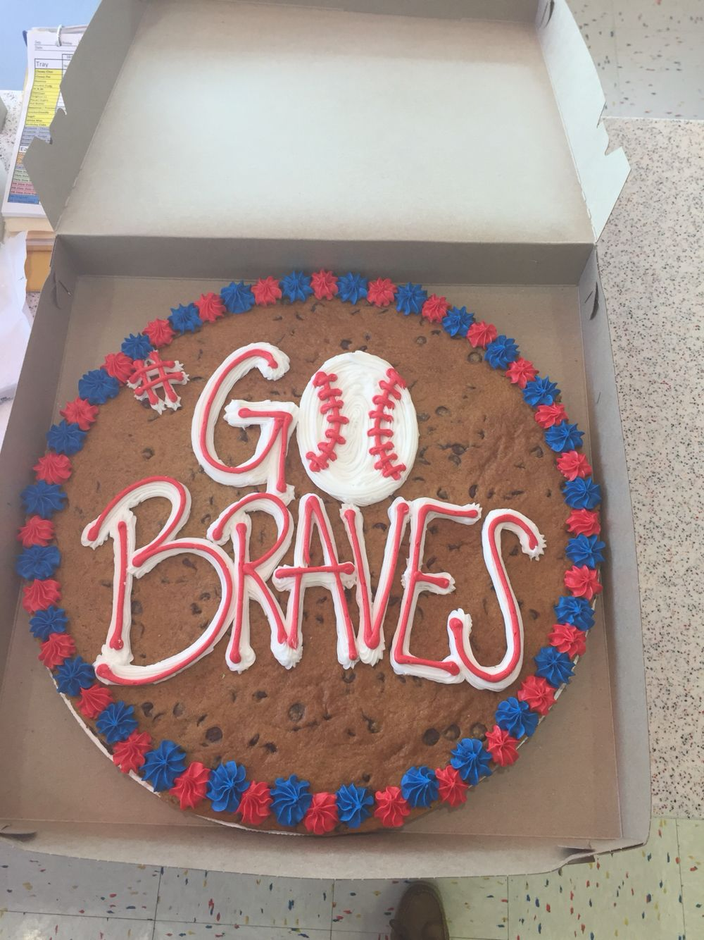 MISSISSIPPI BRAVES Cookie designs, Cake cookies
