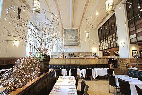 Attractive 13 Stylish Restaurant Interior Design Ideas Around The World Pictures