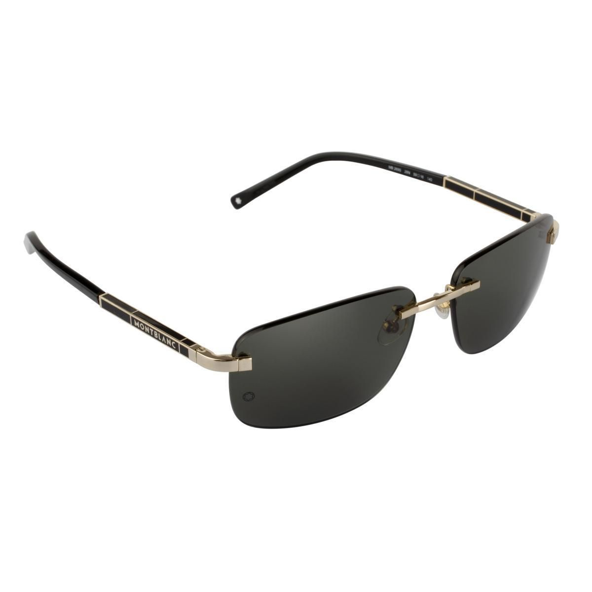 9c57812e2 Mont Blanc MB269S 28N Sunglasses | Style in 2019 | Sunglasses, Mens ...