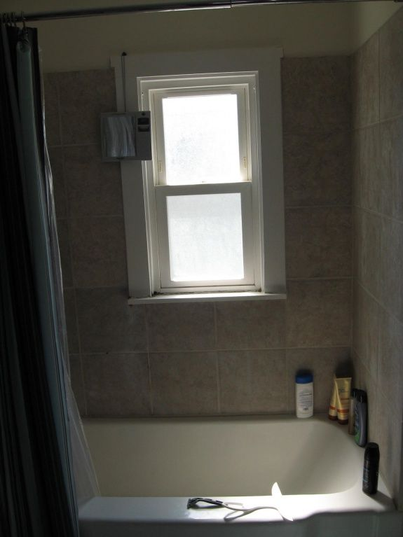 Contemporary Art Sites Window x bathroom with window in shower