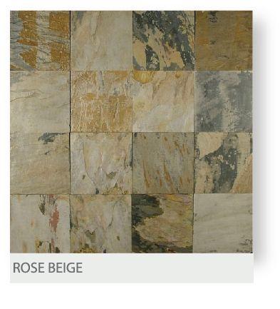 Rose Beige Slate Tiles Jpg 393 433