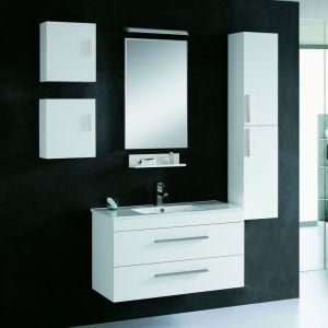 Modern Waterproof Bathroom Vanity L461012w Side Cabinet Long And