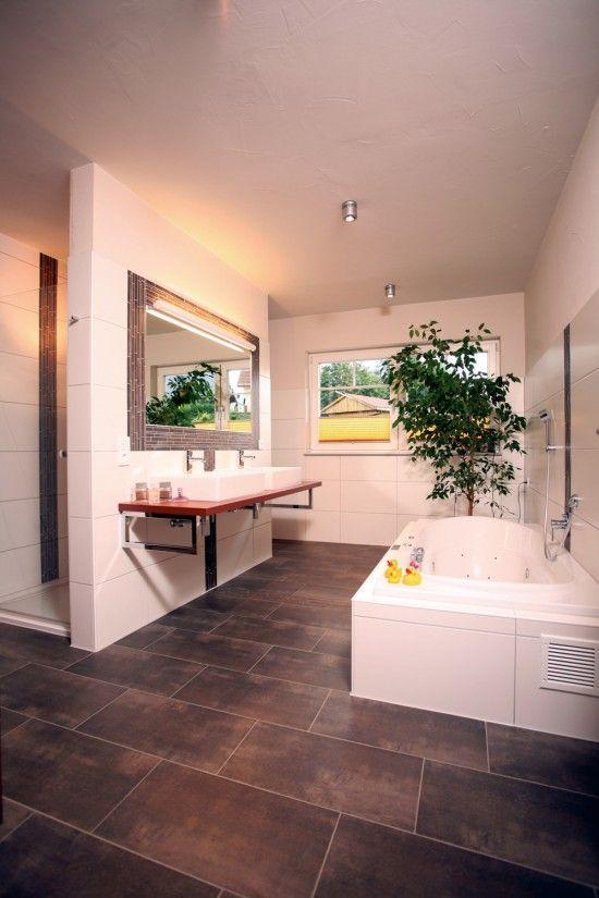 Toskana Wohnen wie im Süden Bathroom