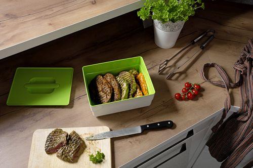 On Top - Hailo On Top Behälter - 3205101 - Hailo Einbautechnik - ordnung in der küche