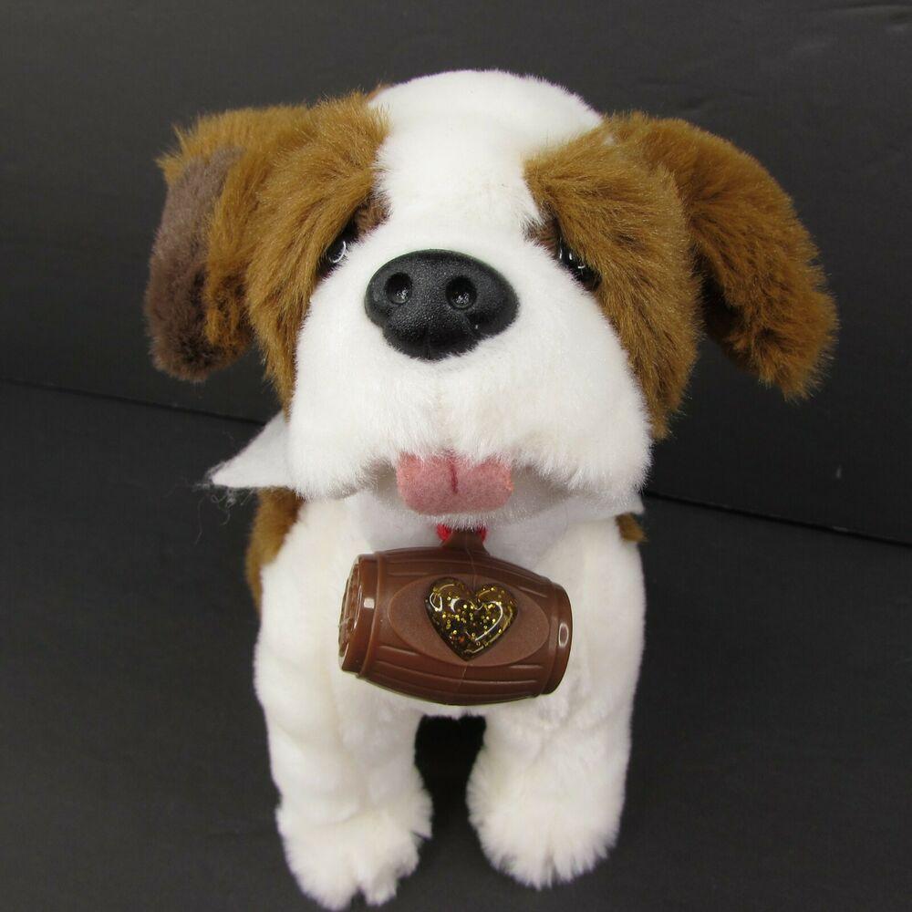 Elf Pets St Bernard Elf On The Shelf Christmas 7 Plush Dog Ccaandb In 2020 Plush Dog Christmas Plush Elf Pets