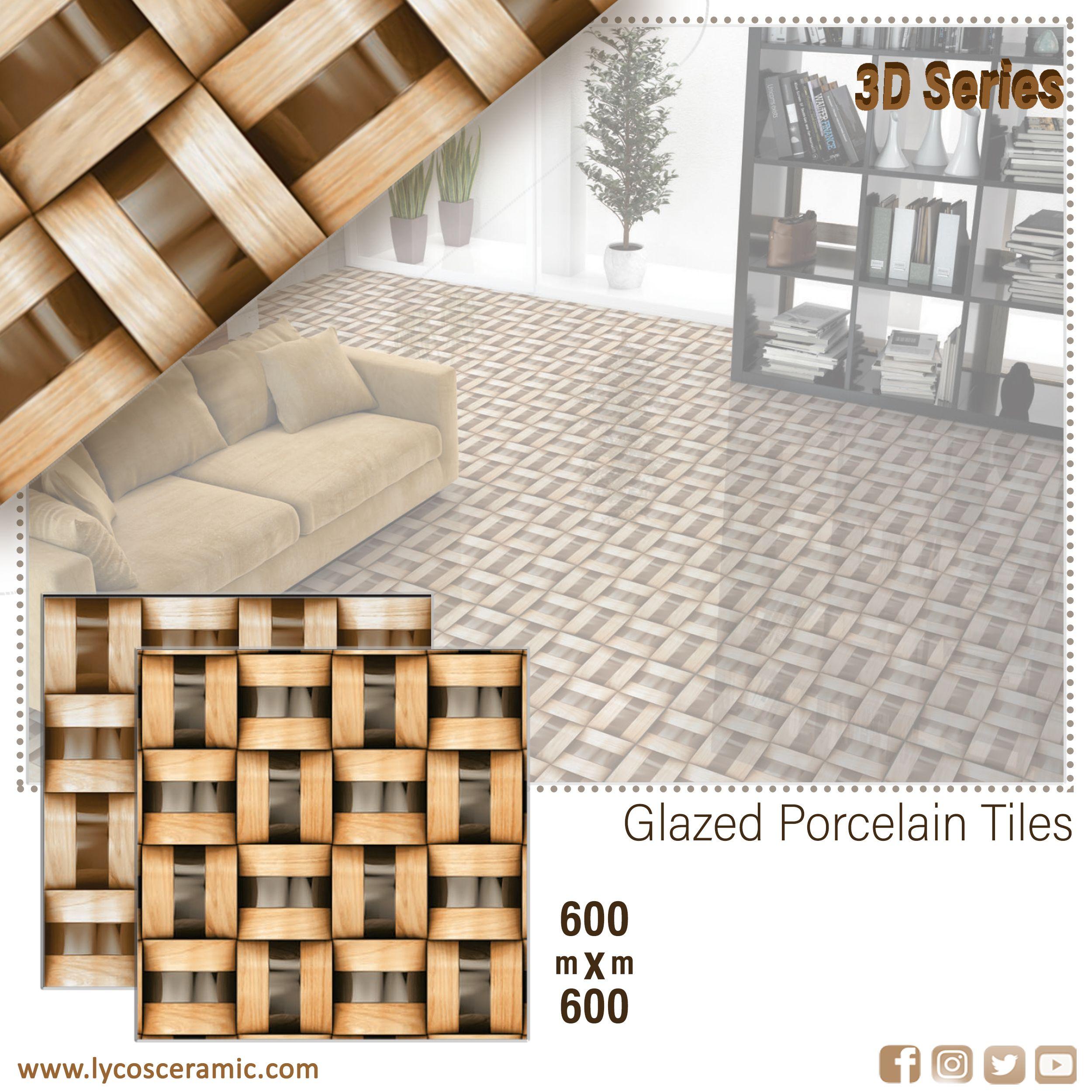 60x60 CM 3D Tiles in 2020 Buying flooring, Tiles price
