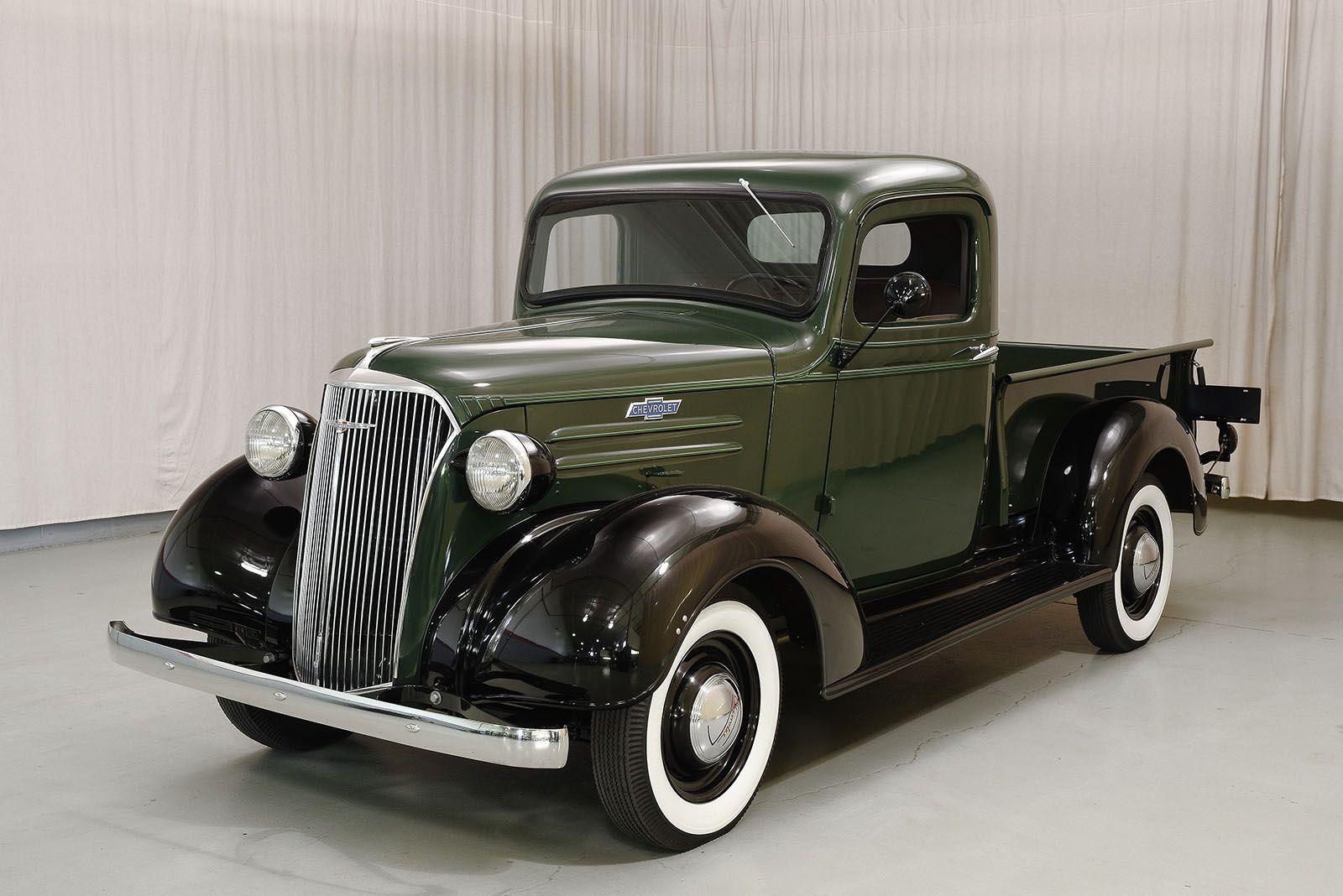 1937 chevrolet 1 2 ton pickup truck hyman ltd classic cars