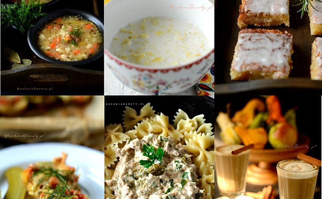 Weekendowe Menu Cz 27 Pomysly I Przepisy Na Rodzinne Posilki Food Menu Rice
