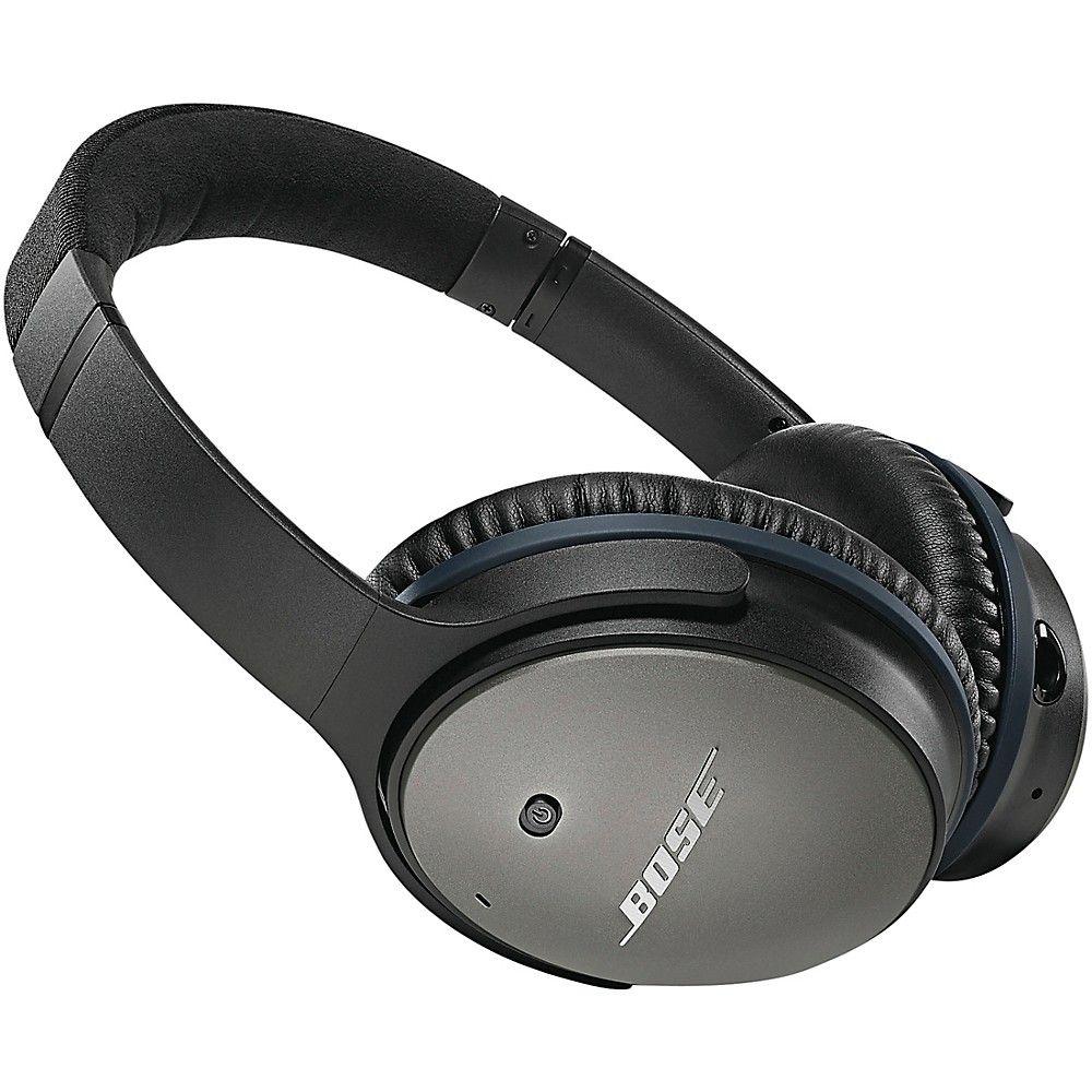 Bose Bose Quietcomfort 25 Headphones Black For Samsung In 2020 Headphones Bose Headphones Noise Cancelling Headphones