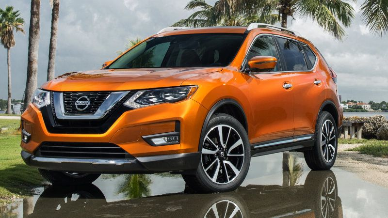 Refreshed 2017 Nissan Rogue will start at 24,760 Nissan