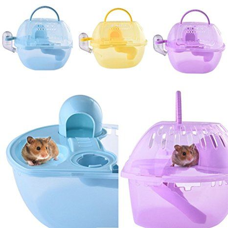 thitiwat 2 Floors Storey Pet Hamster House