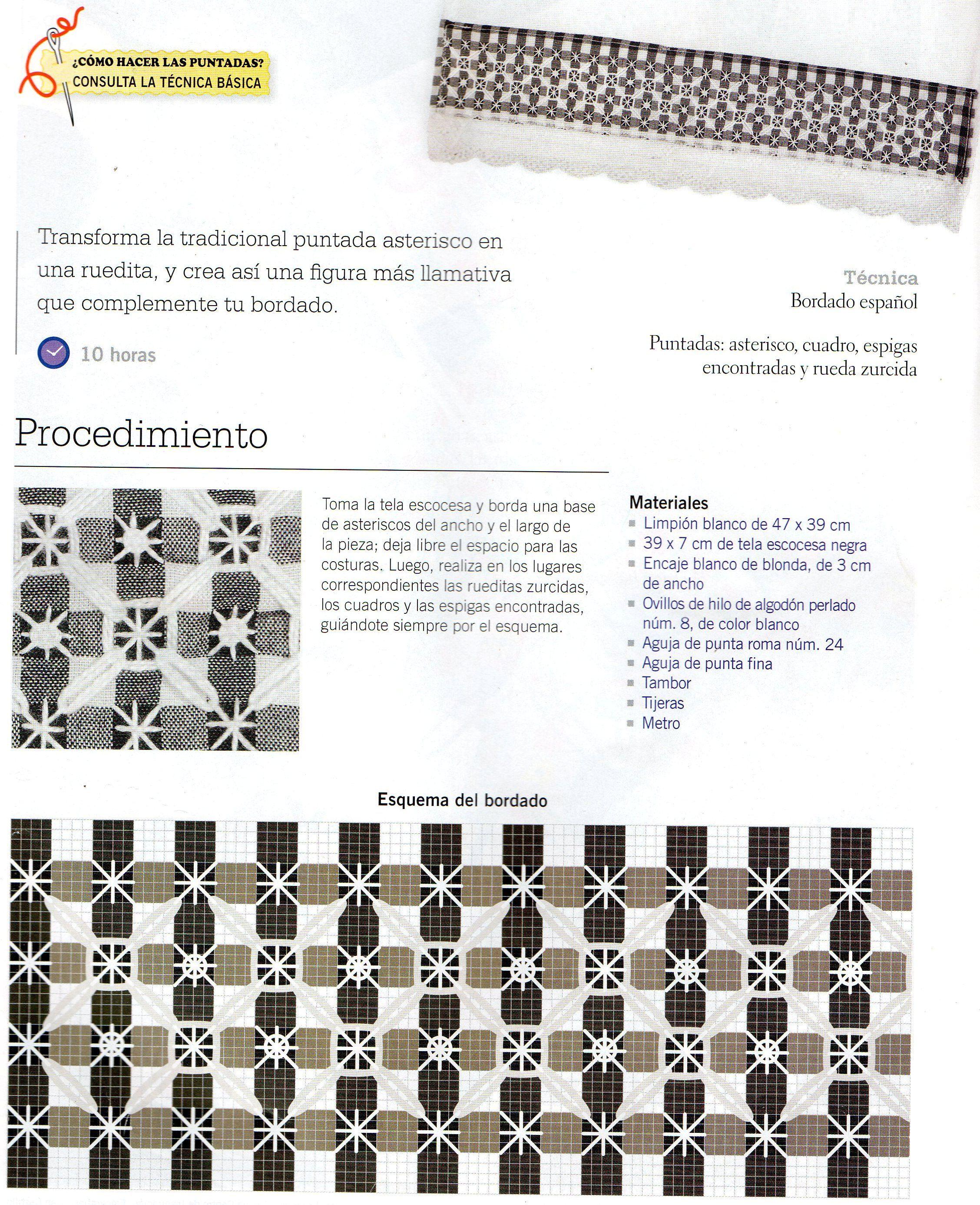 Pin de Isabel Ito da Silva en Bordados   Pinterest   Bordado ...