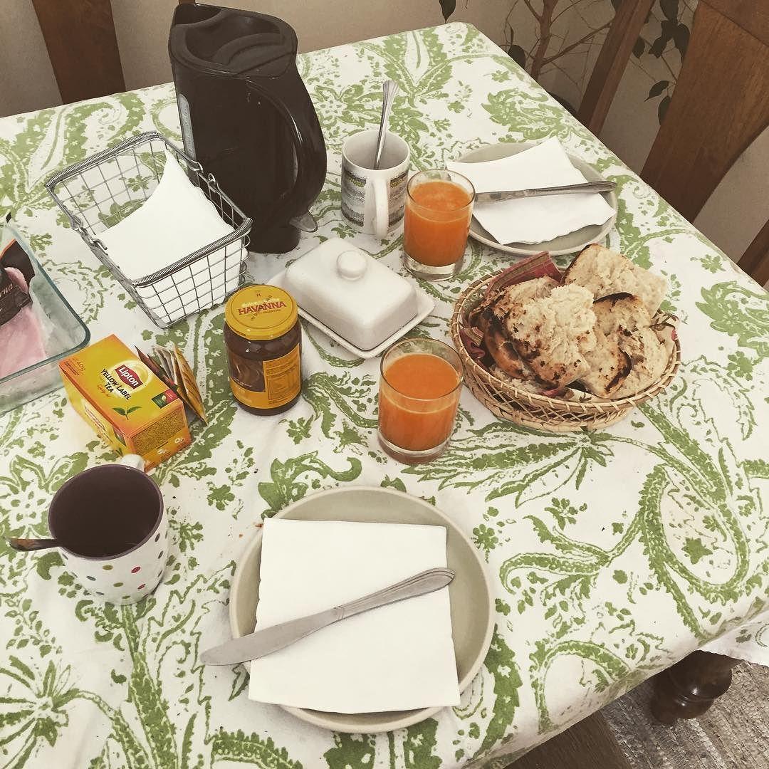 #puertovaras #desayuno