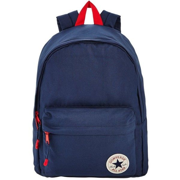 Converse Backpack ( 31) ❤ liked on Polyvore featuring bags ... 9749065db0eeb