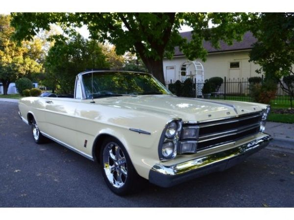 Ford Galaxie Convertible Beautiful Very Rare Hot Rod 1966 Ford