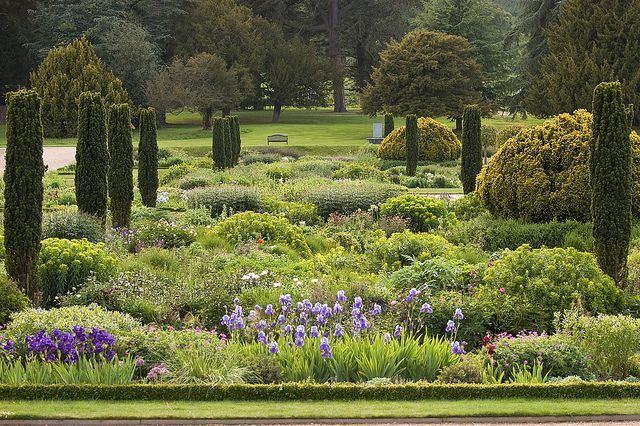 Trentham Gardens Beautiful Gardens Garden Layout Vegetable Garden Design