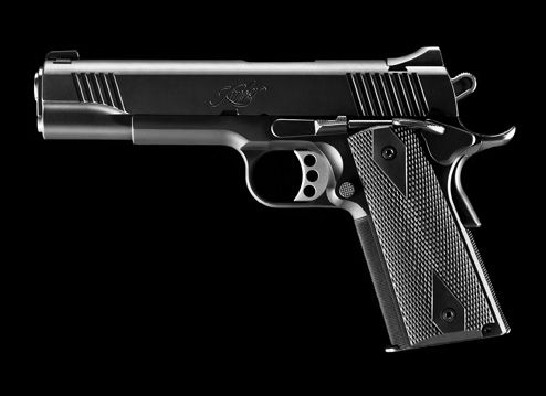 Kimber Custom II Model 1911  45 ACP   Ready, aim        Guns