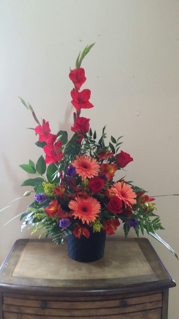 Flowers For A Funeral Arranjos Pinterest Funeral Flowers And