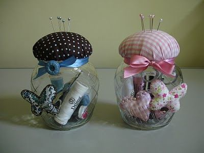 f brica de ternuras frascos decorados pinterest couture atelier y bricolage. Black Bedroom Furniture Sets. Home Design Ideas