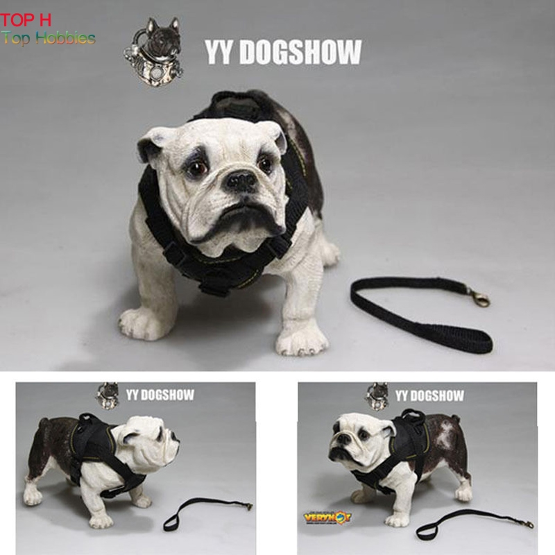 "34.39$  Buy here - ""Authentic YY DOGSHOW Brand 1/6 Bulldog Dog Suit model 1045 Fit 12"""" Action Figure""  #bestbuy"