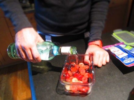 Drunken Gummy Bear Recipe